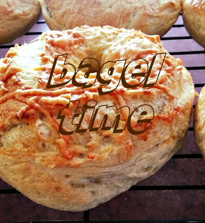 Bagel Cover