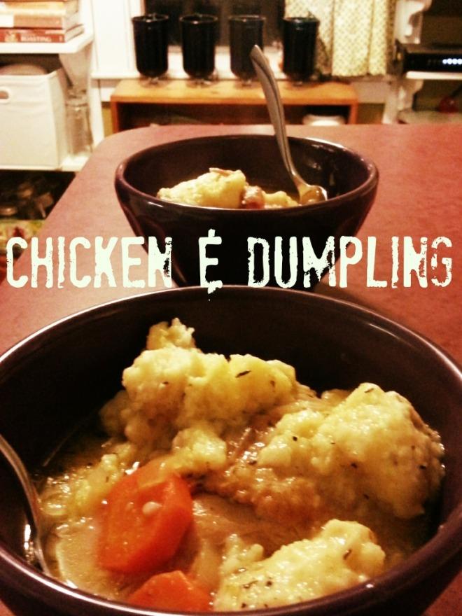 Chicken N Dumpling